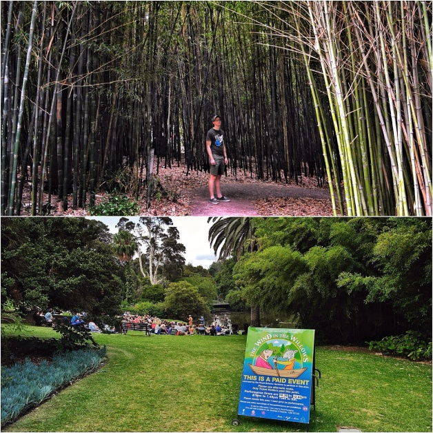 Melbourne: Botanical Gardens