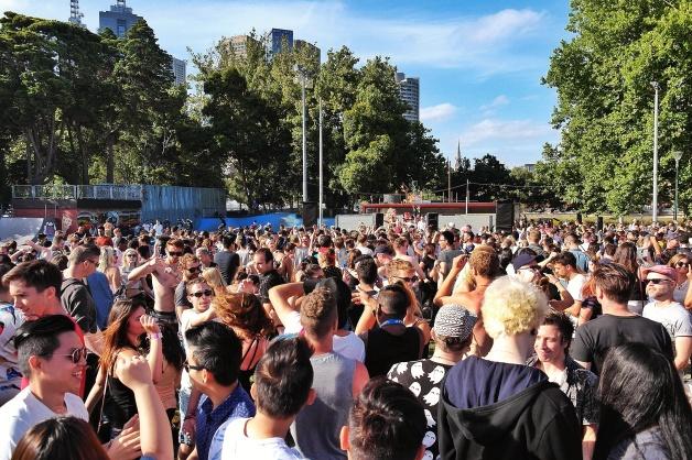 Melbourne: Midsumma 2015
