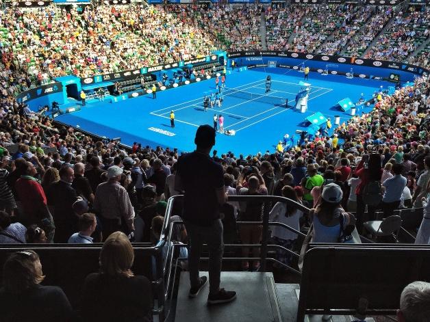 Melbourne: Australian Open 2015