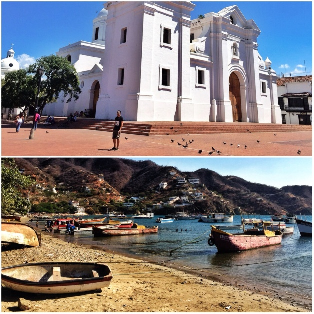 Santa Marta and Taganga