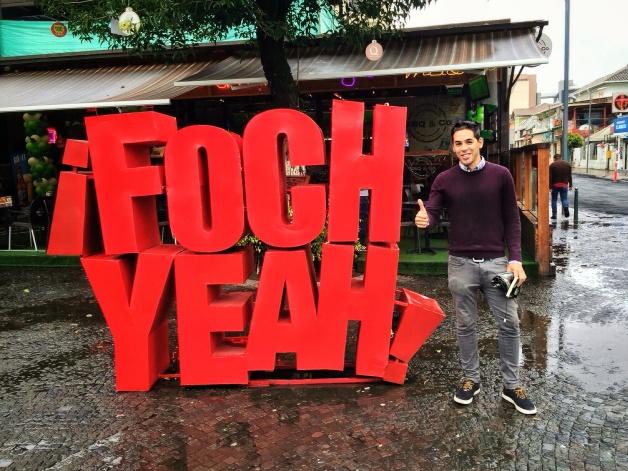 Foch Yeah!, Quito