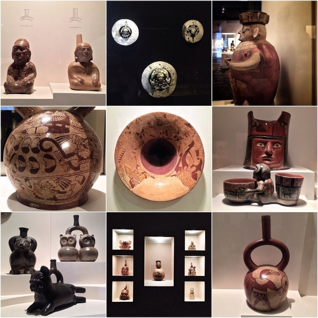 Museo de Larco collection, Lima