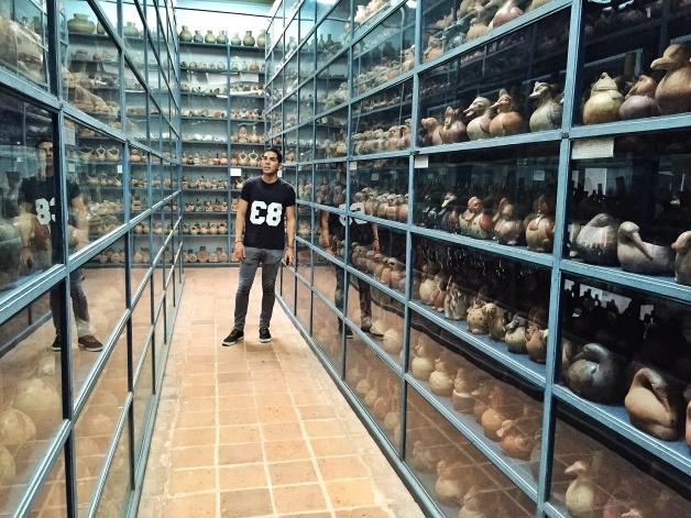 Museo de Larco archive, Lima