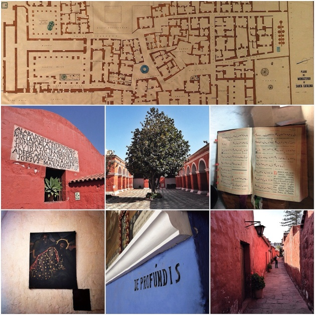 Monasterio y Convento de Santa Catalina, Arequipa