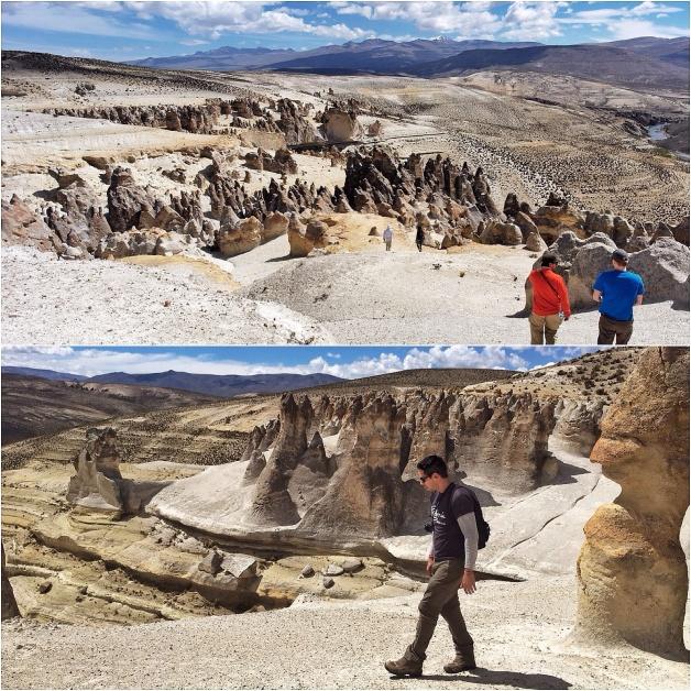 Bosque de Piedra, Patahuasi, Peru