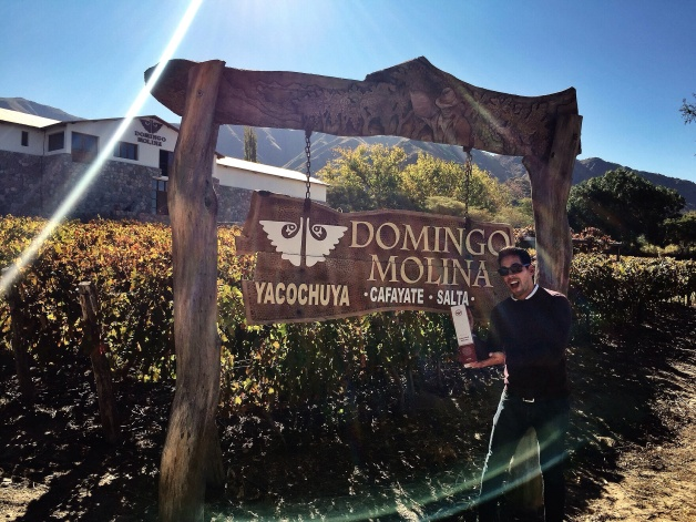 Domingo Molina winery, Cafayate